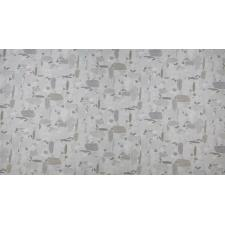 PK105-GY5 Girl\'s Club - Pebbles - Gray Fabric 2