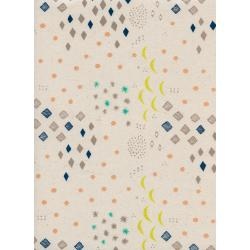 A4051-002 Sienna - Moonlight - Natural Unbleached Cotton Fabric