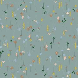 AE102-EU2 Dear Friends - Hide and Seek - Eucalyptus Fabric