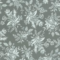 AB8060-003 English Garden - Toile - Gray Fabric