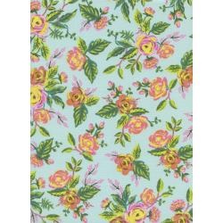 AB8030-001 Menagerie - Jardin De Paris - Mint Fabric
