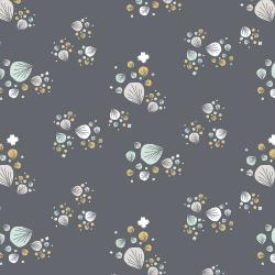 AC103-MO4 Camp Creek - Pollen Scatter - Moonrise Fabric