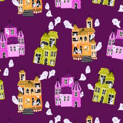 CC300-IH1 Bring Your Own Boos - Ghost Hosts - I Heart Potion Fabric