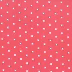 C5001-005 Cotton + Steel Basics - Xoxo - Pink Cheeks Fabric