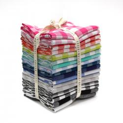 C5999-191 Checkers Fat Quarters