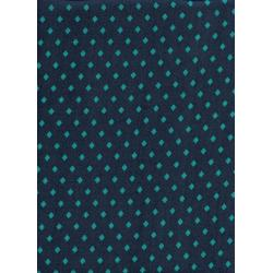 C5022-025 Frock - Gemstone - Teal Rayon Fabric