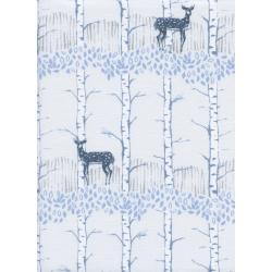 C5186-002 Frost - Fawn Forest - Neutral Fabric