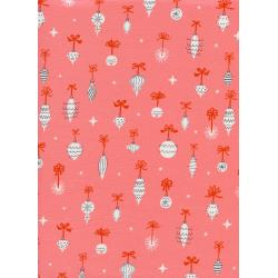C5073-001 Garland - Ornamentals - Cotton Candy Fabric