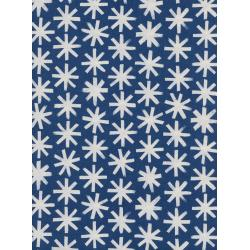 C5105-002 S.S. Bluebird - Plink Plink - Natural Unbleached Cotton Fabric