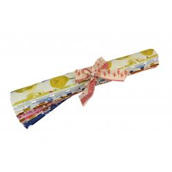 C5999-235 Firelight Fat Quarters - Roll