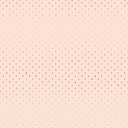 CS101-BL5M Cotton+Steel Basics - Stitch and Repeat - Blush Metallic Fabric