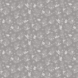 EM104-DE5 Earth Magic - Floral Cluster - Day's End Fabric