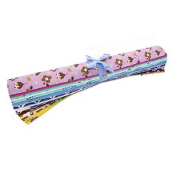 HO200P-FQR Fuwafuwa-san no Bokujo Fat Quarter - Roll
