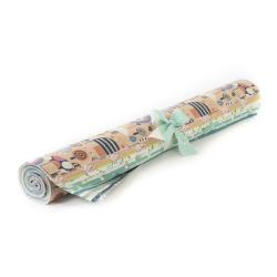HO100P-FQR Mori No Tomodachi Fat Quarter - Roll