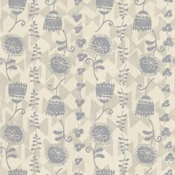 HO102-NE2U Mori No Tomodachi - Ohana Katen - Neutral Unbleached Cotton Fabric