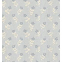HO105-CL3U Mori No Tomodachi - Odoru Hana - Cloud Unbleached Cotton Fabric