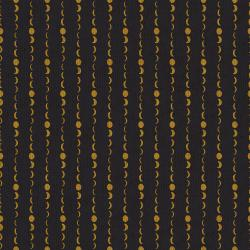 HJ104-MO8CM Dusk till Dawn - Solstice - Moonlight Canvas Metallic Fabric