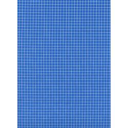 K3050-002 Snap to Grid - Snap To Grid - Cobalt Fabric