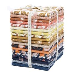 LV300P-FQB Along the Fields Fat Quarter - Bundle