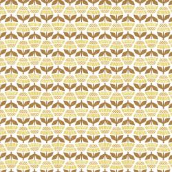 LV301-MY3 Along the Fields - Helenium - Mellow Yellow Fabric