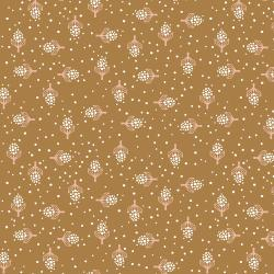 LV302-GC3 Along the Fields - Hyacinth - Gold Coast Fabric