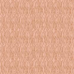 LV303-PO1 Along the Fields - Leaf - Powderpuff Fabric