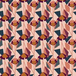 MC101-LP2 Emilia - Florence - Light Pink Fabric