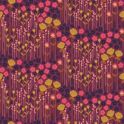 MC102-RO1 Emilia - Matilda - Rose Fabric