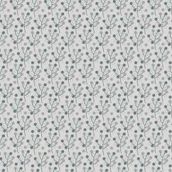 MC105-GR4 Emilia - Charlotte - Grey Fabric