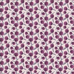 MC203-PL3 Glory - BETTY JEAN - Plum Fabric