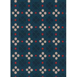 M0022-001 Picnic - Picnic Blanket - Teal Fabric