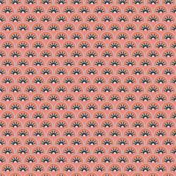 MP104-CO1 Sahara - Favorite Color - Coral Fabric