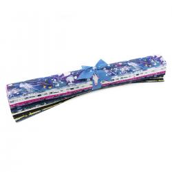 OE200P-FQR Snow Flowers Fat Quarter - Roll