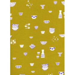 R1920-002 Zephyr - Fragile - Citron Fabric