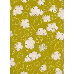 R1922-002 Zephyr - Gale - Citron Fabric