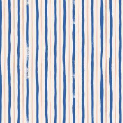 RP207-BL1 Meadow - Stripes - Blue Fabric