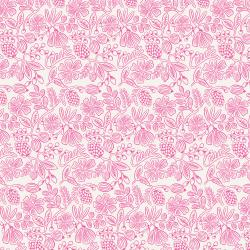 RP308-NP1NP Primavera - Moxie Floral - Neon Pink Neon Pigment Fabric
