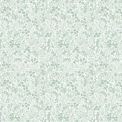 RP500-SA1 Rifle Paper Co. Basics - Tapestry Lace - Sage Fabric
