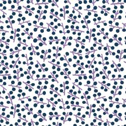 SA103-BS4 Find Me In Ibiza - Poppy-Go-Lucky - Blue Spruce Fabric