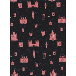 S2035-003 From Porto With Love - Evora - Black Fabric
