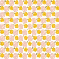 VB101-MS1M Mountains, Rocks, and Pebbles - Sweet Pebbles - Morning Sunshine Metallic Fabric