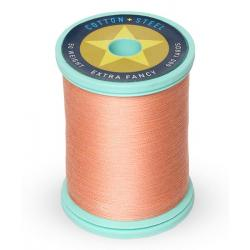 753-1019 Peach 50 Wt. Cotton Thread Spool