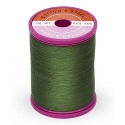 753-1175 Dark Avocado 50 Wt. Cotton Thread Spool