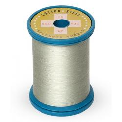 753-1229 Light Putty 50 Wt. Cotton Thread Spool