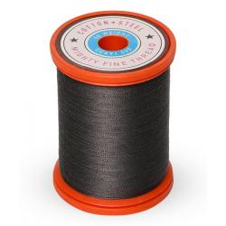753-1234 Almost Black 50 Wt. Cotton Thread Spool