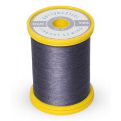 753-1240 Smokey Gray 50 Wt. Cotton Thread Spool