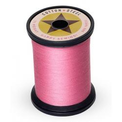 753-1256 Sweet Pink 50 Wt. Cotton Thread Spool