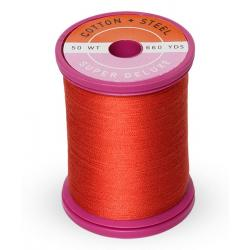 753-1317 Poppy 50 Wt. Cotton Thread Spool