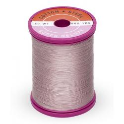 753-1808 Velvet Slipper 50 Wt. Cotton Thread Spool