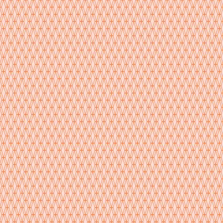 CS102-OR7 Cotton+Steel Basics - Mishmesh - Orange Soda Fabric